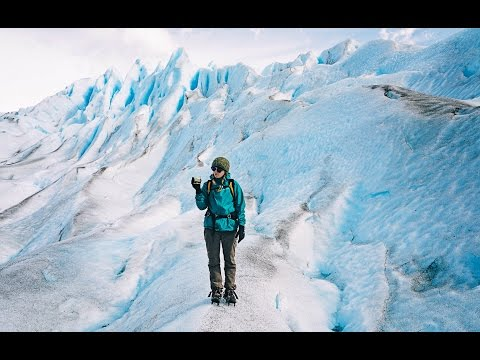 LOS GLACIARES National Park: the END of the WORLD