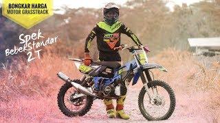 Bongkar Harga Motor Grasstrack Bebek Standar 2T Yamaha F1ZR Spek Manual Speed