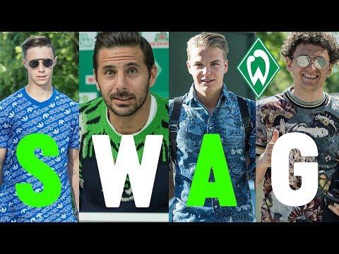 SWAG-ATTACK! Werder-Profis im SwagCheck | SV Werder Bremen