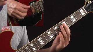How to Play Guitar Like Wes Montgomery - Chord Melody Example - Jazz Guitar Lessons