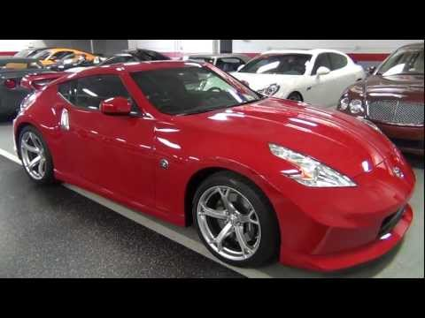 2012 Nissan 370Z Nismo Solid Red
