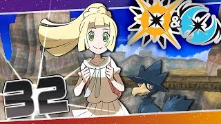 Pokémon Ultra Sun and Moon - Episode 32 | Victory Road!?