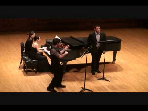 Loeffler - Sérénade (Op.5, No.4)