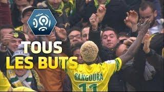Ligue 1 - Tous les buts de la 20ème journée - 2013/2014