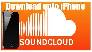 Download From Soundcloud and onto your iPhone FREE! NEVER buy songs AGAIN!