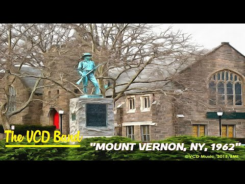 """MOUNT VERNON, NY, 1962"" (C)VCD MUSIC 2012/15(LYRICS BELOW)DREAMLAND CHOO CHOO"