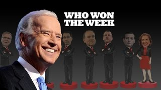 Mark Halperin: Why Joe Biden Won the Week