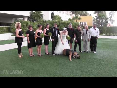 Приколы на свадьбе видео смотреть онлайн на ютуб