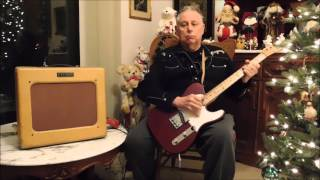 I'll See You In My Dreams 1952 Fender Deluxe Amp BobbyZ