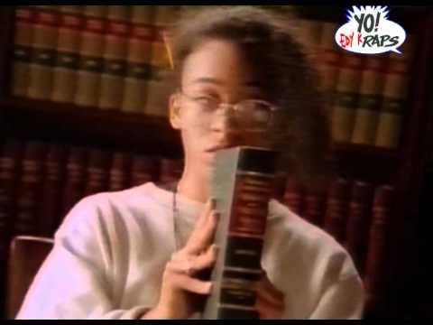 Monie Love - Work It Out 1991 (HQ)