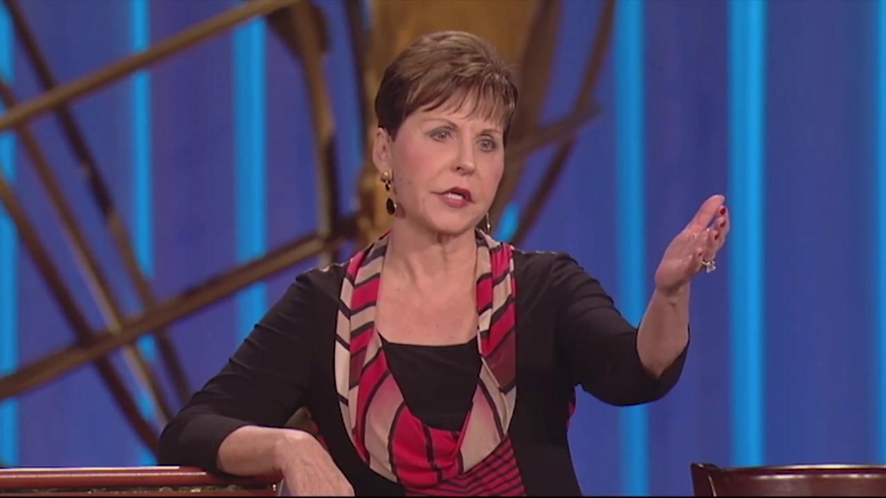 ジョイス・マイヤー - 忍耐強い態度を持つパート2 Joyce Meyer - Having a Patient Attitude Part2