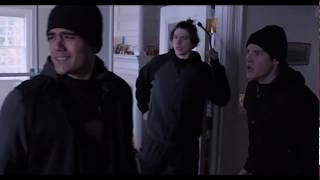 the raid scene from the society aka the funniest scene