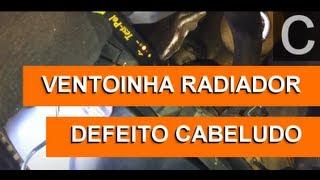 Dr CARRO Ventoinha Radiador Defeito Cabeludo