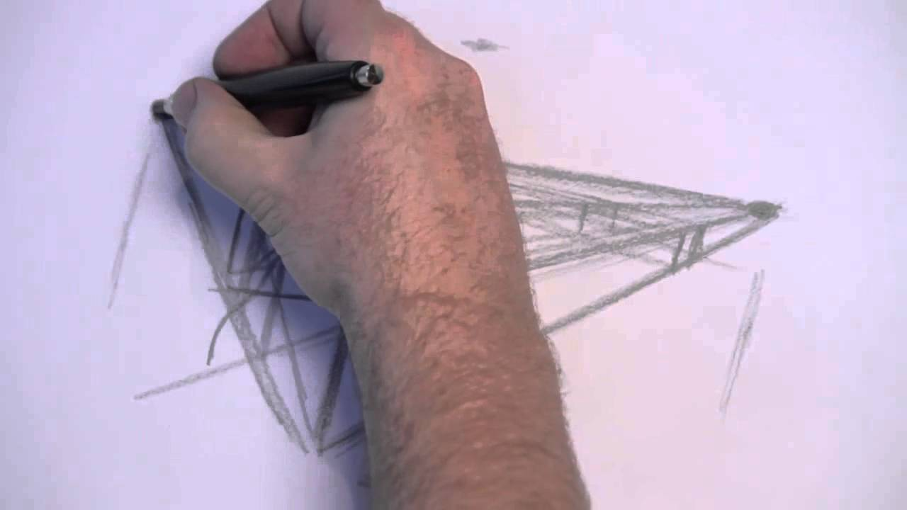how to draw a boat from a two point perspective with glen kennedy