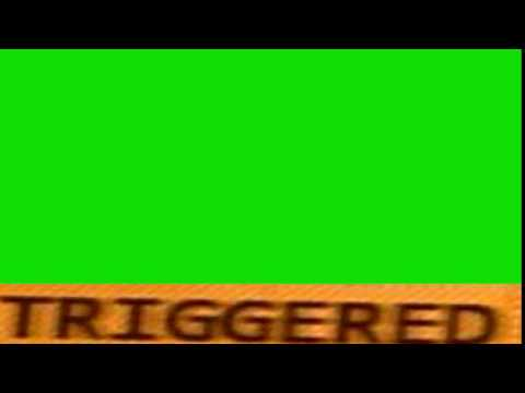 Triggered Video Effect Green Screen With Sound thumbnail