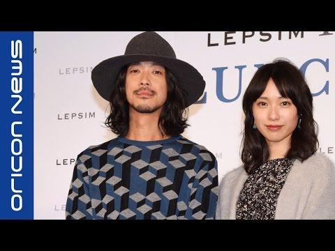 戸田恵梨香、破局語らずも意味深発言 『LEPSIM』プロモーション発表会』