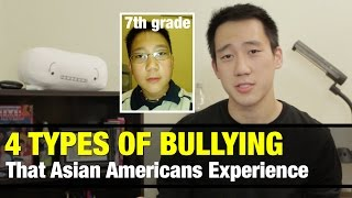 4 Types of Bullying That Asian Americans Experience