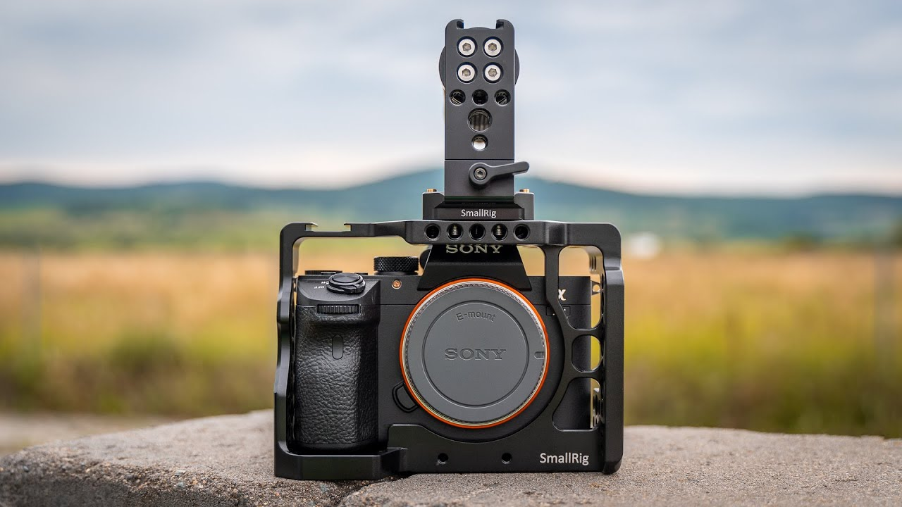SmallRig Cage for Sony A7III / A7R III Review