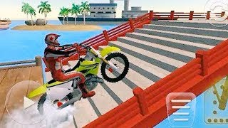 Extreme Bike Trial Android Game #MotorCycle Wala Game #Bike Games To Play