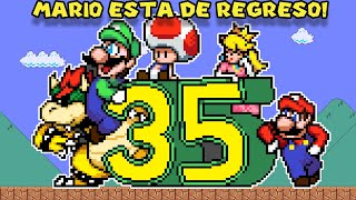 Mario está de Regreso! (35 Aniversario de Super Mario Bros) - Pepe el Mago