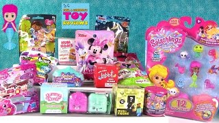 Disney Junior Shopkins My Little Pony Num Noms Blind Bag Fun Opening | PSToyReviews