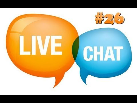 My Live YouTube Q&A Chat #26