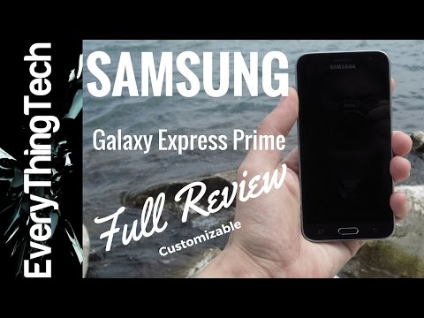Samsung Galaxy Express Prime Full Review!