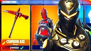 New Red Knight Skin Now In Fortnite! New Oblivion Skins Coming Soon! (Fortnite New Skins Update)