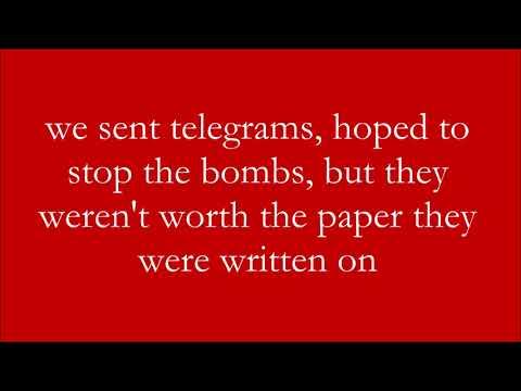 Horrible Histories - WW1 cousins + lyrics HD