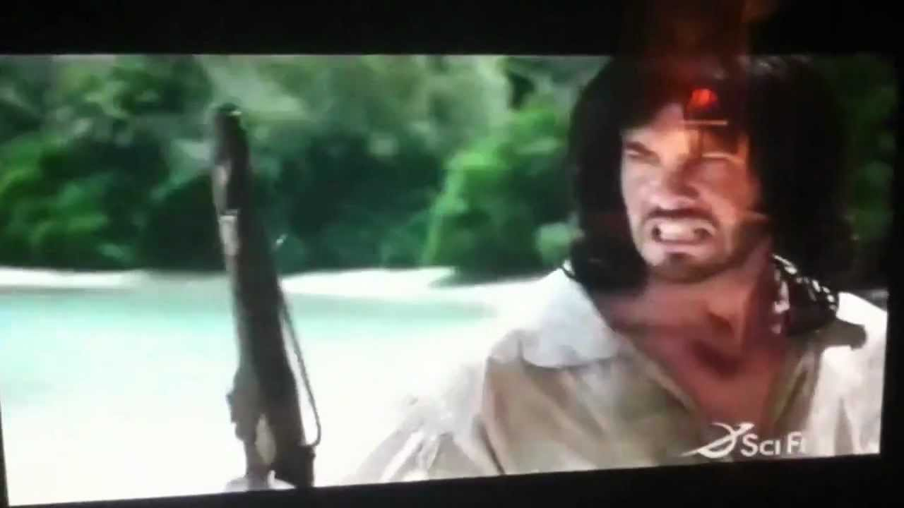 Youtube Tyrannosaurus Azteca Aztec Rex Syfy origina...