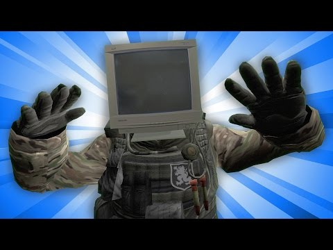 CSGO ROBOTS (Counter Strike Global Offensive – Episode Two)