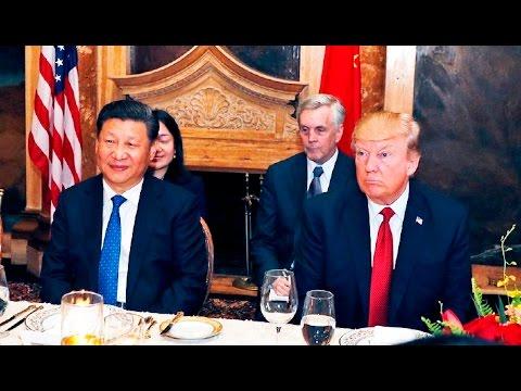Chinese President Has To Explain North Korea To Trump