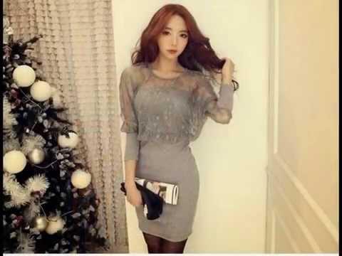 แนะนำเทรนด์เสื้อผ้าแฟชั่นเกาหลี ชุดเดรสสวย ๆ ตามแบบสาวเกาหลี