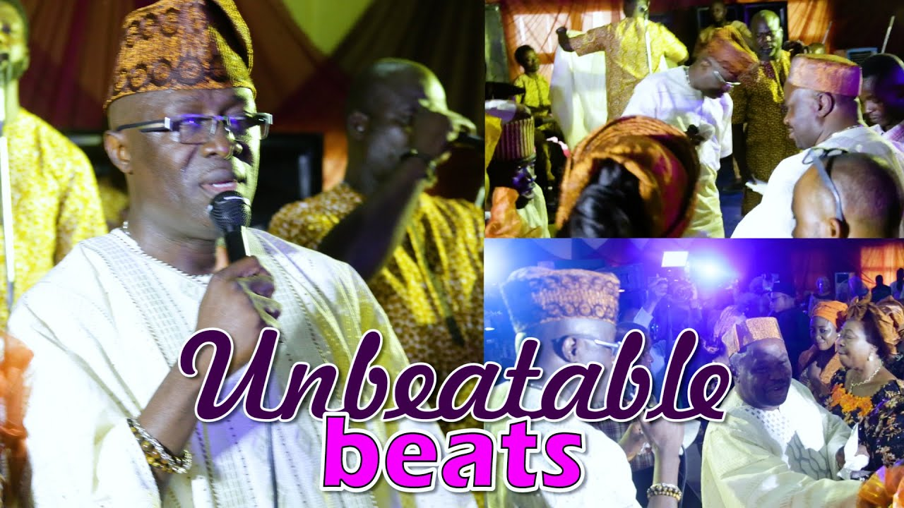 Download AN UNBEATABLE SONGS OF DR  ADEWALE AYUBA WITH HIS BONSUE BAND AT IJEBU IPERU, REMO, OGUN STATE