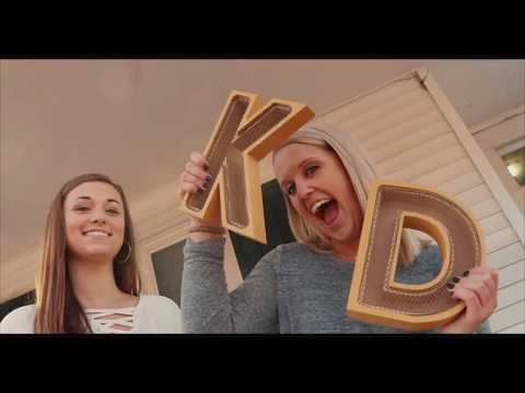 Kappa Delta Recruitment Video 2018 - Longwood University
