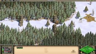 Age of Empires 2 - железный занавес