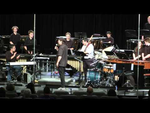 5-6-16 BHS Percussion Ensemble Concert, Part 2