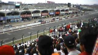 2001 F1日本GP 決勝 その2