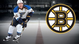 All David Backes Goals 2015-16 (Welcome to Boston)