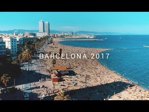 Barcelona 2017 - Spotlife goes Travel