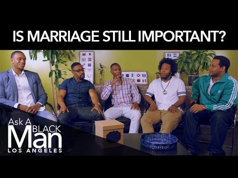 Are Black Men Marriage Minded? | Ask A Black Man