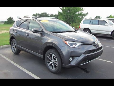 2017 toyota rav4 xle full tour start up at massey toyota youtube. Black Bedroom Furniture Sets. Home Design Ideas