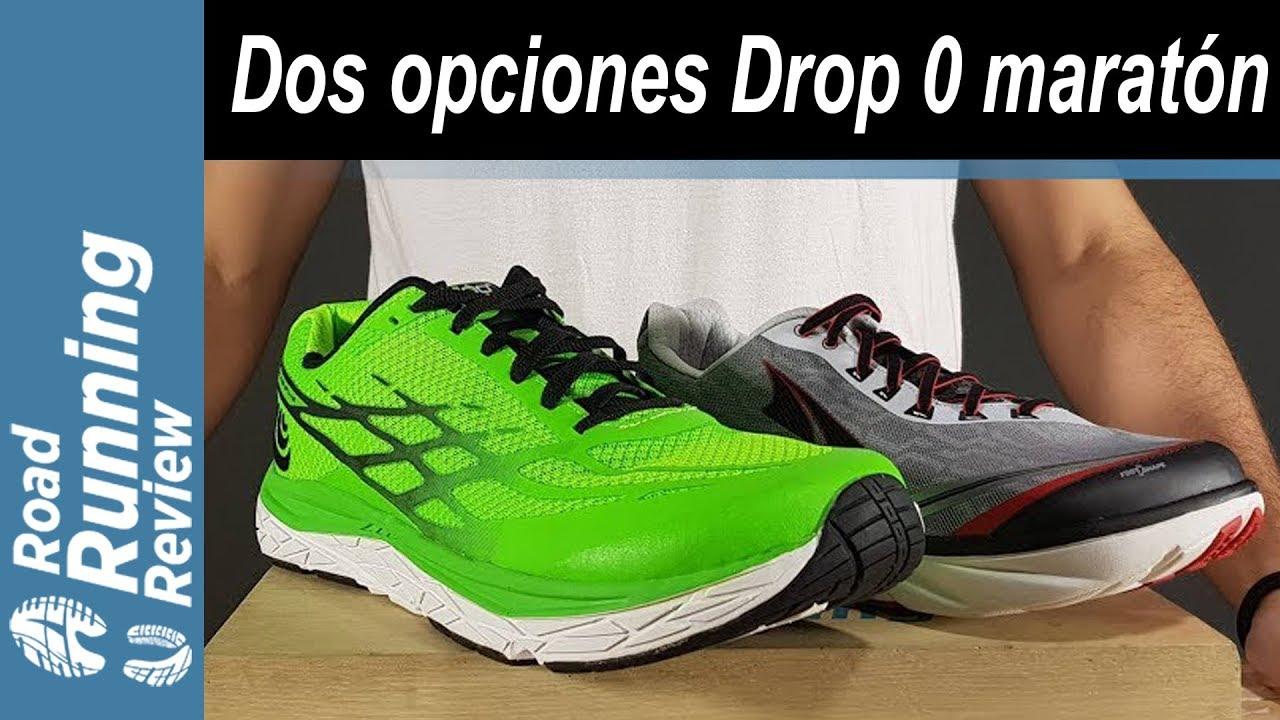 zapatillas running drop 0 asics