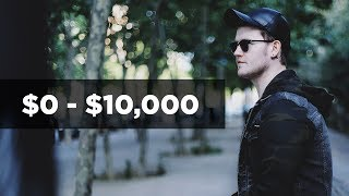 LOGO DESIGN | How I Went From Charging $0 to $10,000!