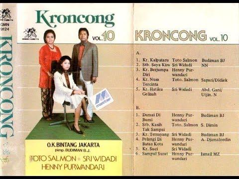 ORKES KERONCONG BINTANG JAKARTA VOL.10 [FULL ALBUM]