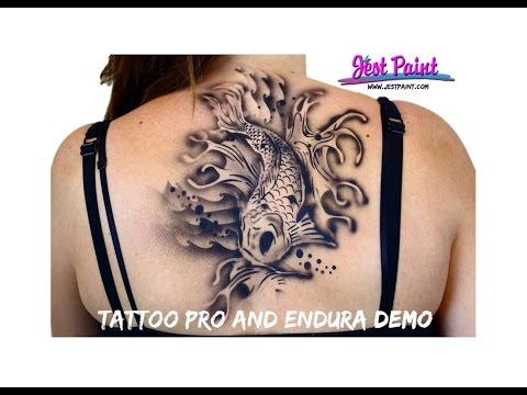 Endura And Tattoo Pro Demo Review