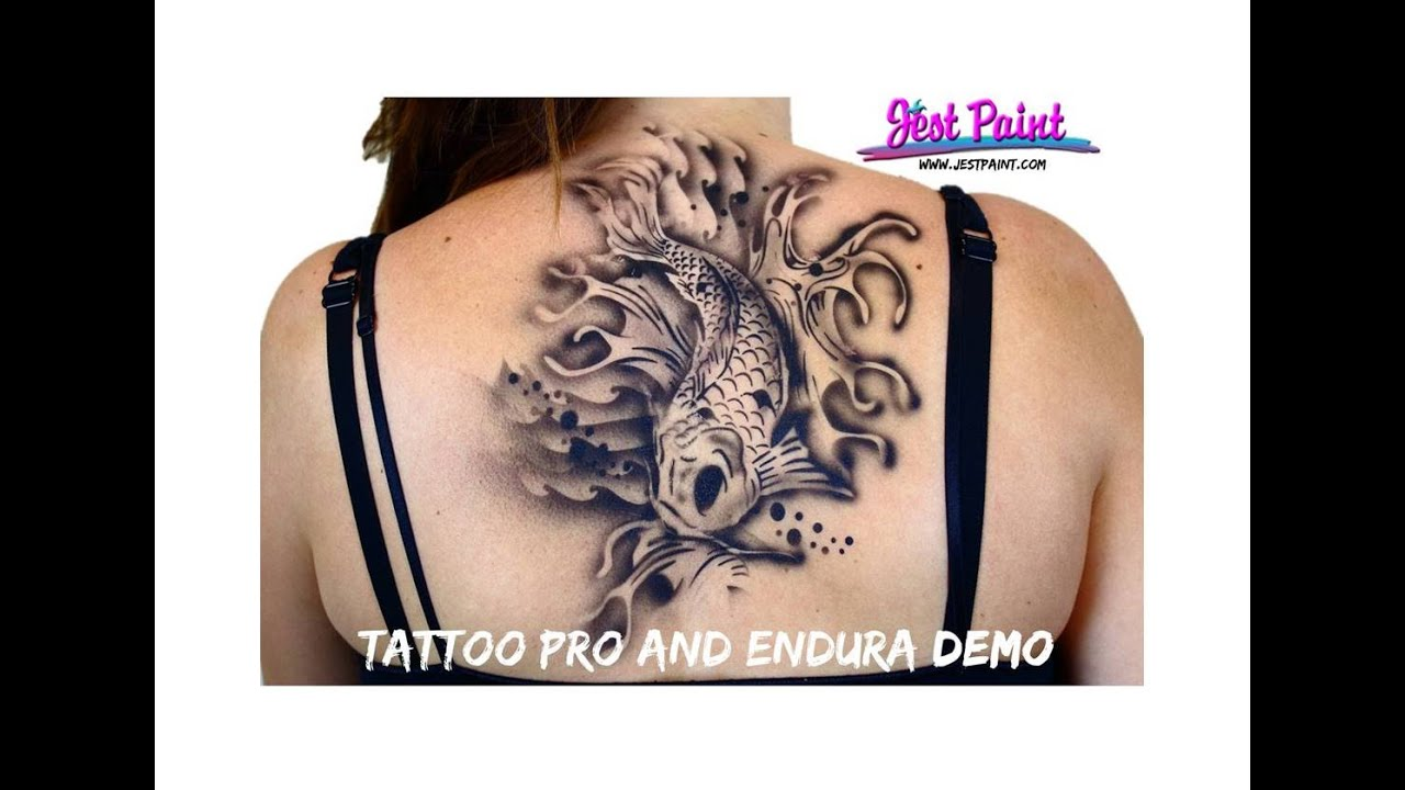 Endura And Tattoo Pro Demo  Review  Youtube