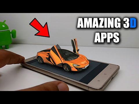 top 5 best augmented reality apps for android 2018 youtube. Black Bedroom Furniture Sets. Home Design Ideas