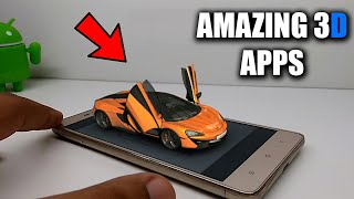 Top 5 Best Augmented Reality Apps For Android 2018