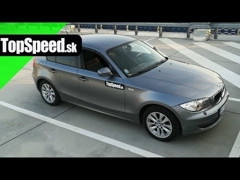 Jazdenka BMW rad 1 E87 - TopSpeed.sk